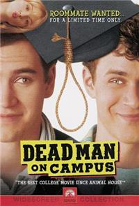 Dead Man on Campus (1998) Poster