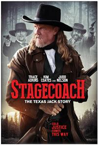 Stagecoach: The Texas Jack Story (2016) Poster