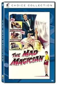 The Mad Magician (1954) 1080p Poster