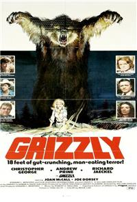 Grizzly (1976) Poster