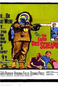The Earth Dies Screaming (1964) 1080p Poster
