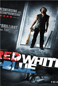 Red White & Blue (2010) Poster