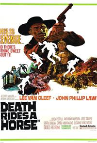 Death Rides a Horse (1967) Poster