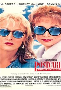 Postcards from the Edge (1990) 1080p Poster