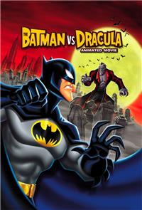 The Batman vs Dracula (2005) Poster