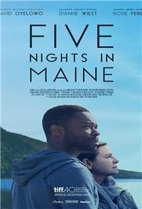 Five Nights in Maine (2016) Poster