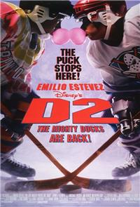 D2: The Mighty Ducks (1994) Poster