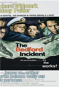 The Bedford Incident (1965) Poster