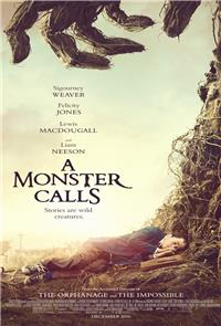 A Monster Calls (2016) 1080p Poster