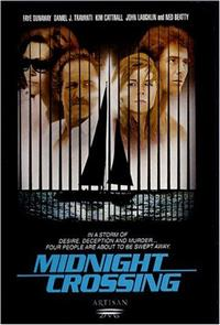Midnight Crossing (1988) Poster