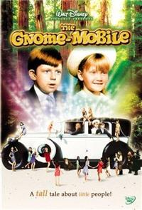 The Gnome-Mobile (1967) Poster