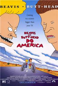 Beavis and Butt-Head Do America (1996) Poster