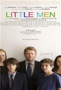 Little Men (2016) 1080p Poster