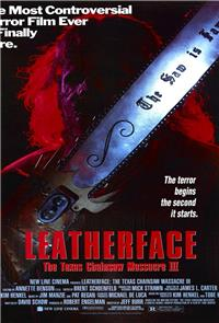 Leatherface: Texas Chainsaw Massacre III (1990) Poster