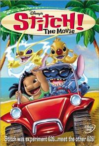 Stitch! The Movie (2003) Poster