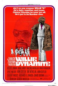 Willie Dynamite (1974) Poster