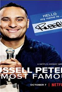 Russell Peters: Almost Famous (2016) Poster