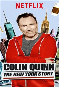 Colin Quinn: The New York Story (2016) Poster