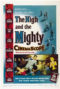 The High and the Mighty (1954) Poster