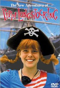 The New Adventures of Pippi Longstocking (1988) Poster