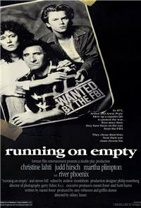 Running on Empty (1988) Poster