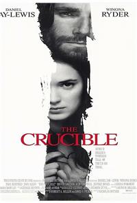The Crucible (1996) poster