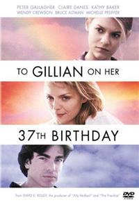 To Gillian on Her 37th Birthday (1996) poster