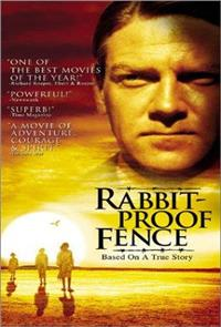 Rabbit-Proof Fence (2002) poster