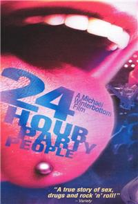 24 Hour Party People (2002) Poster