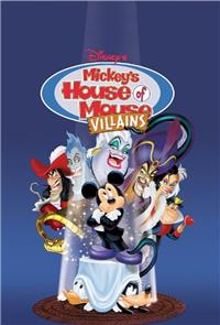 Mickey's House of Villains (2001) Poster