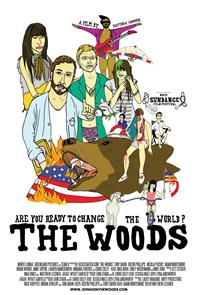 The Woods (2012) poster