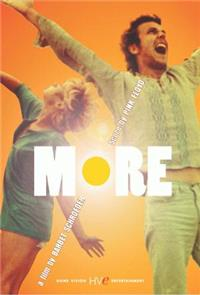 More (1969) poster