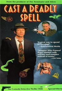 Cast a Deadly Spell (1991) poster
