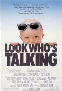 Look Who's Talking (1989) Poster