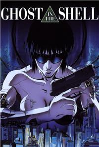 Ghost in the Shell (1995) poster
