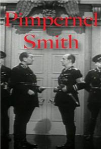 'Pimpernel' Smith (1941) 1080p Poster