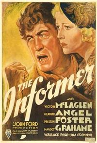 The Informer (1935) Poster