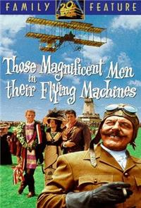 Those Magnificent Men in Their Flying Machines or How I Flew from London to Paris in 25 hours 11 minutes (1965) 1080p Poster