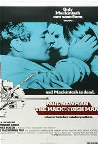 The MacKintosh Man (1973) Poster