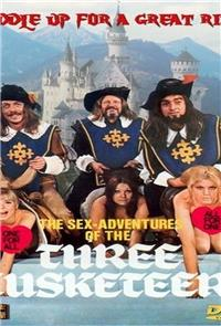 The Sex Adventures of the Three Musketeers (1971) poster