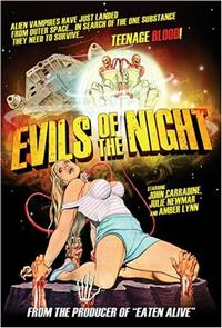 Evils of the Night (1985) poster