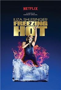 Iliza Shlesinger: Freezing Hot (2015) Poster