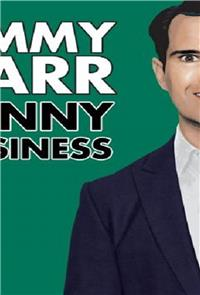 Jimmy Carr: Funny Business (2016) Poster