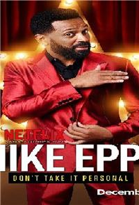 Mike Epps: Don't Take It Personal (2015) Poster