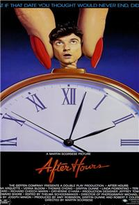 After Hours (1985) Poster