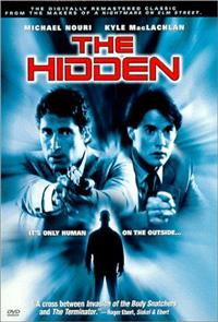 The Hidden (1987) Poster