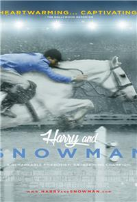 Harry & Snowman (2015) 1080p Poster