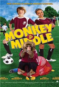 Monkey in the Middle (2014) Poster