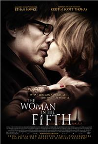 The Woman in the Fifth (2011) 1080p Poster