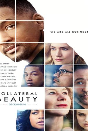 Collateral Beauty (2016) Poster